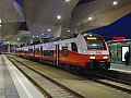 Foto zeigt: 4746.001, CityJet-Präsentation, Wien Hauptbahnhof
