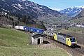 Foto zeigt:RTC 189.903 Angertal (Tauernbahn)