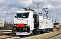 Foto zeigt: Lokomotion 186.443, München Ost Rangierbahnhof