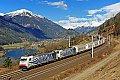 Foto zeigt:Lokomotion 186.440 + 185.663 Sbl. Kolbnitz 1 (Tauernbahn)