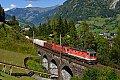 Foto zeigt: 1144.003 am Pyrkershöhe-Viadukt (Tauernbahn)