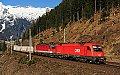 Foto zeigt:1216.147 + 1144.229 Mallnitz-Nord (Tauernbahn)