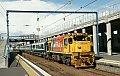 Foto zeigt: Personenverkehr in und um Wellington (Neuseeland)