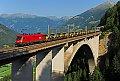 am Foto: RoLa auf der Lindischgraben-Brücke (Tauernbahn)