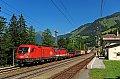 Foto zeigt: 1116.160 + 1144.273 Penk um 10:28h (Tauernbahn)