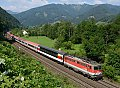 Foto zeigt: Jede Menge 1142 bei Frohnleiten (Südbahn)