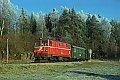 Foto zeigt: 2095.007, Langschlag (Waldviertler Schmalspurbahn)