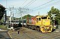 Foto zeigt: Personenverkehr in und um Auckland (Neuseeland)