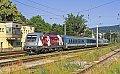 Foto zeigt: MAV 470.004, EC 149, Wien Maxing (Verbindungsbahn), 25.06.2015