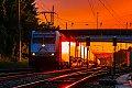 Foto zeigt: TXL 185.539 Kirchstetten (Westbahn)