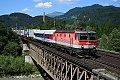 am Foto: 1144.079 mit RoLa, (Golling-Abtenau)