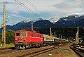 Foto zeigt: 1010.003 Spittal-Millstättersee (Tauernbahn)