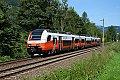 Foto zeigt: Messfahrt von CityJet 4746.002 bei Frohnleiten (Südbahn)