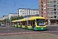 Foto zeigt: Moderne Straßenbahnwelt