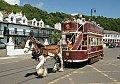 Foto zeigt: Bahnparadies Isle of Man 2: Douglas Bay Horse Tramway