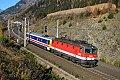 Foto zeigt: Messzug über die Tauernbahn nach Osttirol