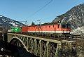 Foto zeigt: 1144.284 + 1144.099, G 54535, Angertal (Tauernbahn)