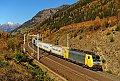 Foto zeigt: MRCE 189.926, TEC 41856 (Nachschiebe), Sbl. Kolbnitz 1 (Tauernbahn)