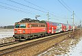 Foto zeigt:1142.564, R 2323, Wiener Neustadt Nord (Südbahn), 22.01.2016