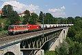 Foto zeigt: 1142.617 + 1116.091, GAG 48134, St. Veit an der Glan  (Kronprinz Rudolfbahn), 15.07.2015