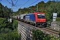 Foto zeigt: SBB Cargo 484.017, Güterzug, Monfalcone (Italien), 22.10.2015