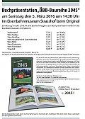 Foto zeigt: Buchpräsentation - ÖBB-Baureihe 2045