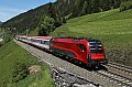 Foto zeigt: Italien Railjet 1216 am DB-ÖBB EC 87 (München Hbf - Venezia Santa Lucia)