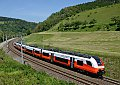 """Foto zeigt: """"cityjet"""" 4746.004 und 4746.007 zwischen Bruck und Graz"""