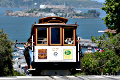 Foto zeigt:Cable Car Nr 27, Powell / Mason Line, San Francisco (Vereinigte Staaten)
