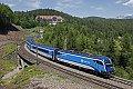 am Foto: CD Railjet 1216.236 Hst. Wolfsbergkogel - Kartnerkogel-Viadukt (Semmeringbahn)