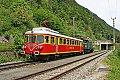Foto zeigt: MBS ET 10 & 1020.042 auf der Mittenwaldbahn