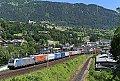 Foto zeigt: Railpool 186.141 Schwarzach-St. Veit (Tauernbahn)