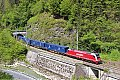am Foto: SLB 1216.940 bei Pöham - Alpfahrt-Tunnel (Ennstalbahn)
