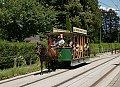 Foto zeigt: Graz: Mit 1 PS (und mehr) auf der Linie 1 unterwegs