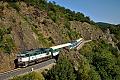 Foto zeigt: CD 754.042 zwischen Luka pod Medníkem und Petrov u Prahy an der Bahnstrecke Čerčany–Vrané nad Vltavou