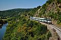 Foto zeigt: CD 754.042 bei Petrov u Prahy an der Bahnstrecke Čerčany–Vrané nad Vltavou