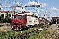 Foto zeigt: Rumänische Eisenbahn Sichtungen