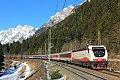 Foto zeigt: Treno della Memoria 2017 in Colle Isarco / Gossensaß (Brennerbahn - Südtirol)