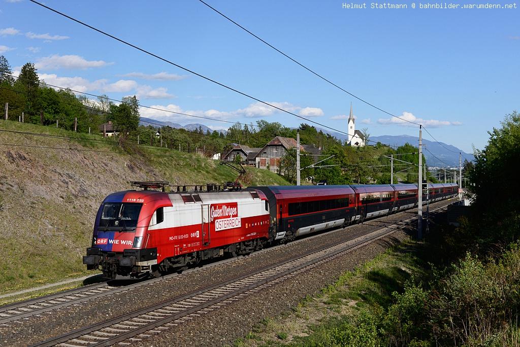 Bunte Railjet Sichtungen Update 2017 05 09 Bahnbilder