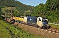 Foto zeigt: WLC 1216.952 mit drei CZ Loko 741ern bei Oberaich (Südbahn)