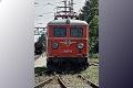 Foto zeigt: Nostalgielok 1010.02 als Lokzug vorm Eisenbahnmuseum Sigmundsherberg (FJB)