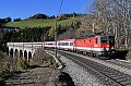 Foto zeigt: Am Wagnergraben-Viadukt (Semmeringbahn)