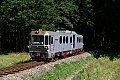 """Foto zeigt: JHMD M27.004 - 805.004 """"Nautilus"""" als Zug 212 bei Benešov nad Lipou (Tschechien)"""