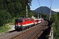 am Foto: 1142.665 mit REX 3031, Kasern (Westbahn), 05.07.2017