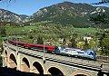 Foto zeigt: Mehr Licht für die Semmeringbahn
