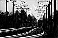 Foto zeigt: SW-Foto: 86-33 028 mit REX 2849 zwischen Langenlebarn und Muckendorf (FJB)