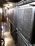Foto zeigt: Innen und Aussen HUI - nix mehr pfui!