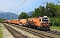 "am Foto: X 691.503 ""TERSUS-Unkrautvertilgungszug"" + 1142.620 Eichberg (Semmeringbahn)"