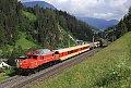 am Foto: 1020.018 + 1020.042 (Nachschiebe), Sdz 14476, St. Jodok (Wolf) (Brennerbahn / Nordrampe), 01.06.2018