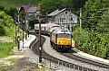 Foto zeigt:The Falcon Semmering-Tour Train, Wolfsbergkogel (Semmeringbahn)